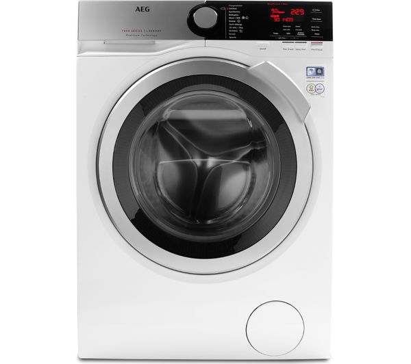 Buy Aeg Prosteam L7fee945r Washing Machine White Free Delivery