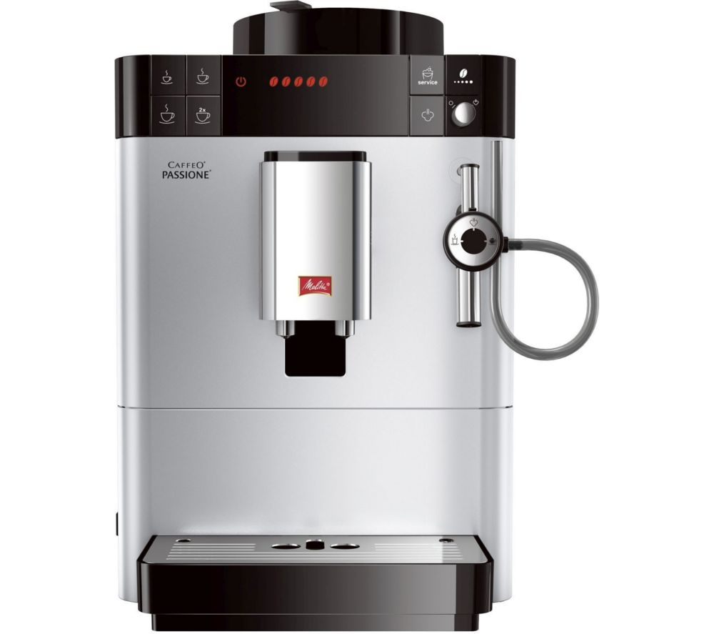 Compare retail prices of Melitta Caffeo Passione F53-0-101 Bean to Cup Coffee Machine to get the best deal online