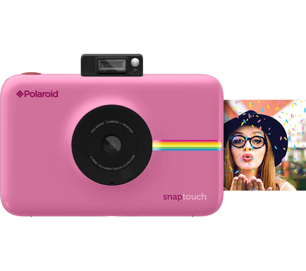 POLAROID Snap Touch Digital Instant Camera - Pink