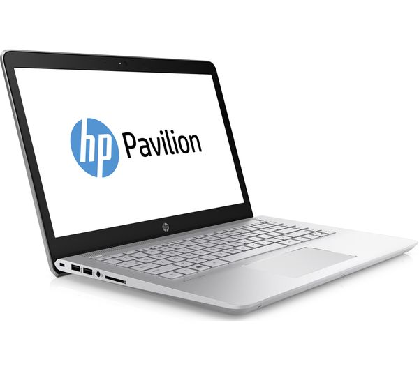 hp pavilion 14 bk052sa 14 laptop silver deals pc world. Black Bedroom Furniture Sets. Home Design Ideas