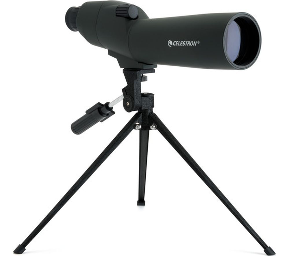 Compare cheap offers & prices of Celestron Upclose 52229-CGL 20-60 x 60 mm Spotting Scope manufactured by Celestron