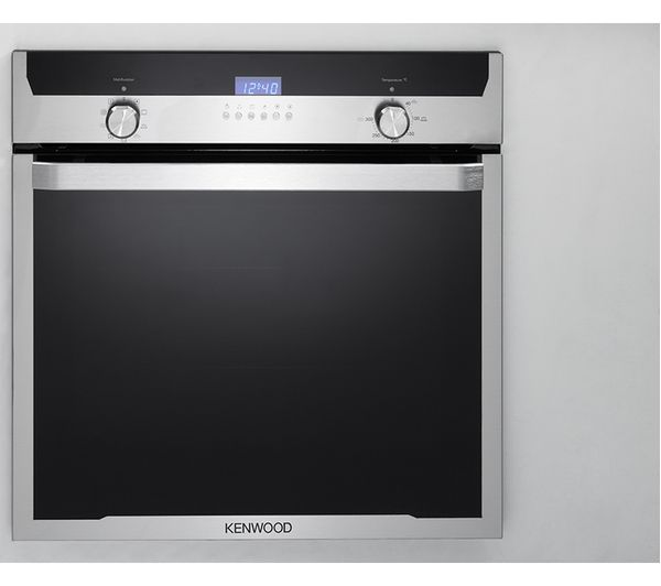 Buy Kenwood Ks200ss Electric Oven Stainless Steel Free