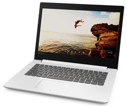 "LENOVO IdeaPad 320-14AST 14"" Laptop - White"
