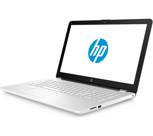buy hp 15bs150sa 156quot laptop white free delivery