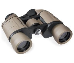 PRAKTICA Falcon 8 x 40 mm Binoculars - Sand