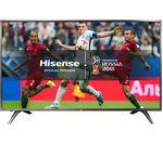 """HISENSE H60NEC5600UK LED 60"""" Smart 4K Ultra HD HDR TV"""