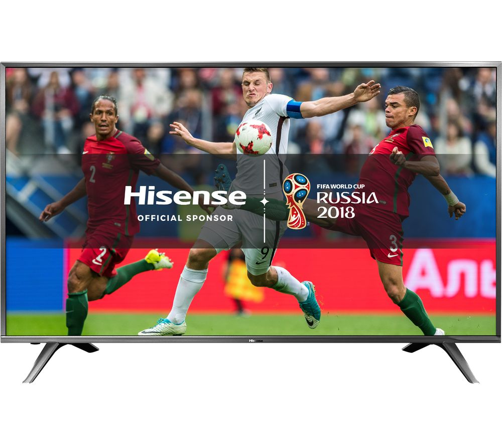 Compare retail prices of 60 Inch HISENSE H60NEC5600UK LED Smart 4K Ultra HD HDR TV to get the best deal online