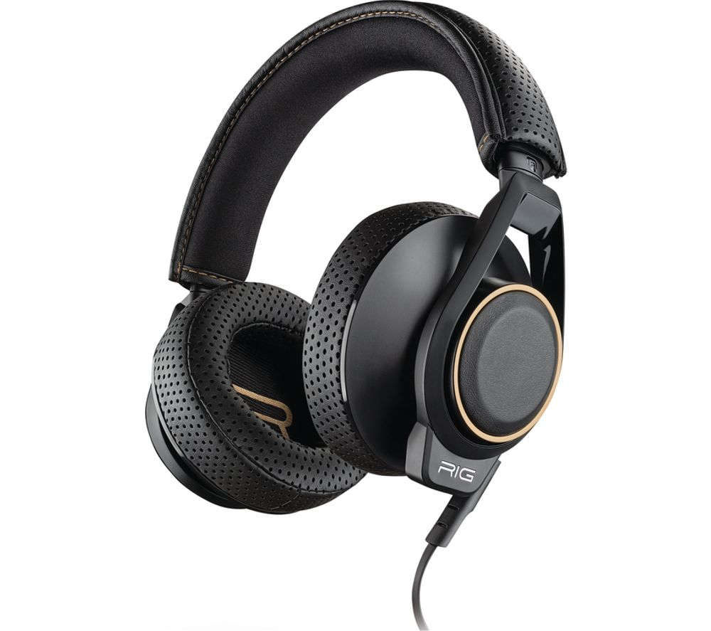 Image of PLANTRONICS RIG 600 Dolby Atmos Gaming Headset