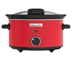 CROCK-POT Slow Cooker - Red