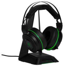 Thresher Ultimate Wireless 7.1 Gaming Headset - Black & Green