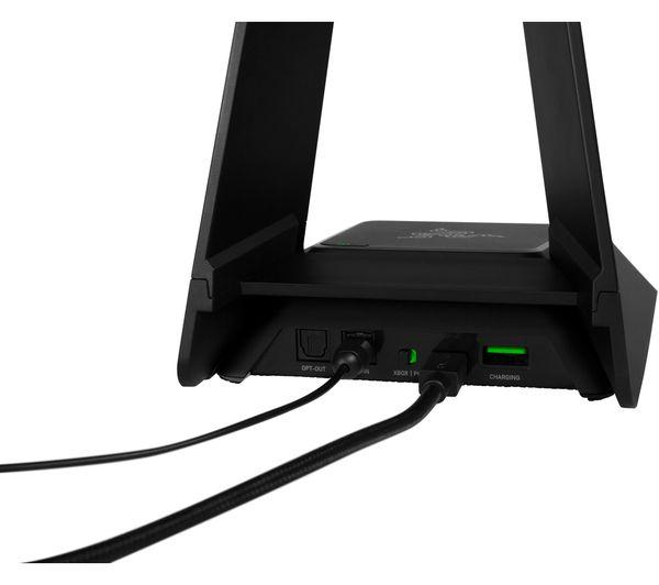 804ce3f7da4 RAZER Thresher Ultimate Wireless 7.1 Gaming Headset - Black & Green