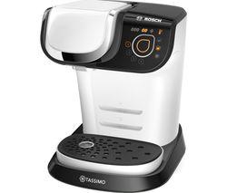 TASSIMO by Bosch My Way TAS6004GB Coffee Machine - White