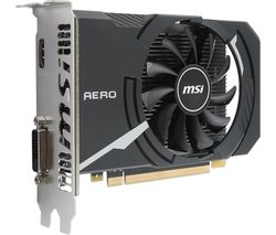 MSI GeForce GT 1030 2 GB Aero ITX OC Graphics Card