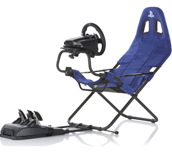 Magnificent Challenge Playstation Gaming Chair Blue Pdpeps Interior Chair Design Pdpepsorg