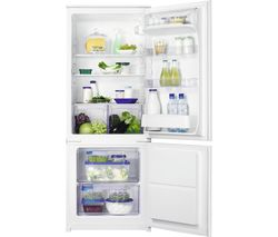 ZANUSSI ZBB24431SV Integrated 70/30 Fridge Freezer Best Price, Cheapest Prices