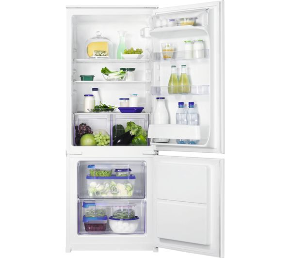 Image of ZANUSSI ZBB24431SV Integrated 70/30 Fridge Freezer