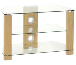 TTAP Vision 1050 mm TV Stand - Light Oak