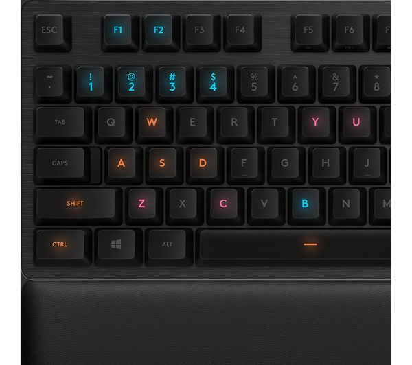 10cfa5129eb Buy LOGITECH G513 GT Mechanical Gaming Keyboard | Free Delivery | Currys