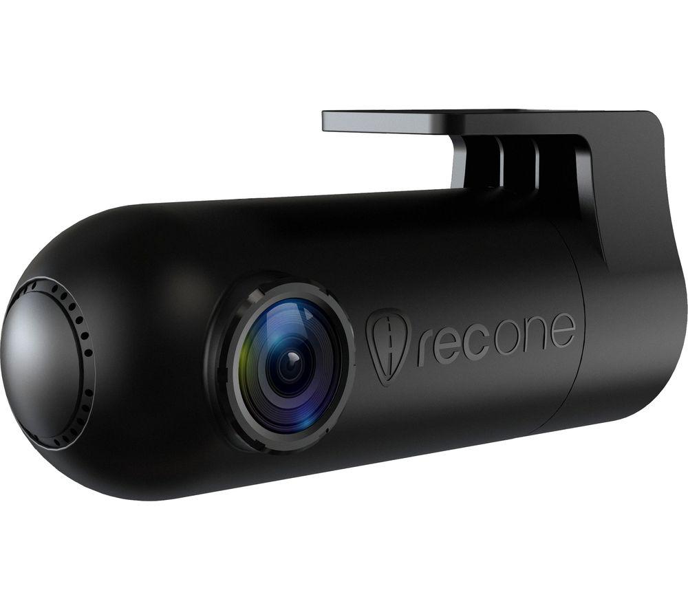 ROADEYES recONE Full HD Dash Cam - Black