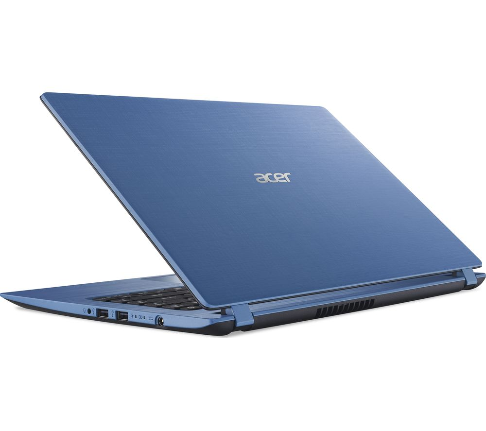 "ACER Aspire 3 A315-51 15.6"" Intel® Pentium® Gold Laptop - 1 TB HDD, Blue"