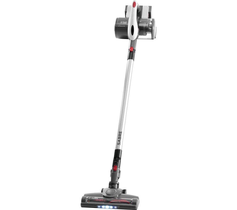 RUSSELL HOBBS Sabre RHHS3001 Cordless Vacuum Cleaner - White & Grey