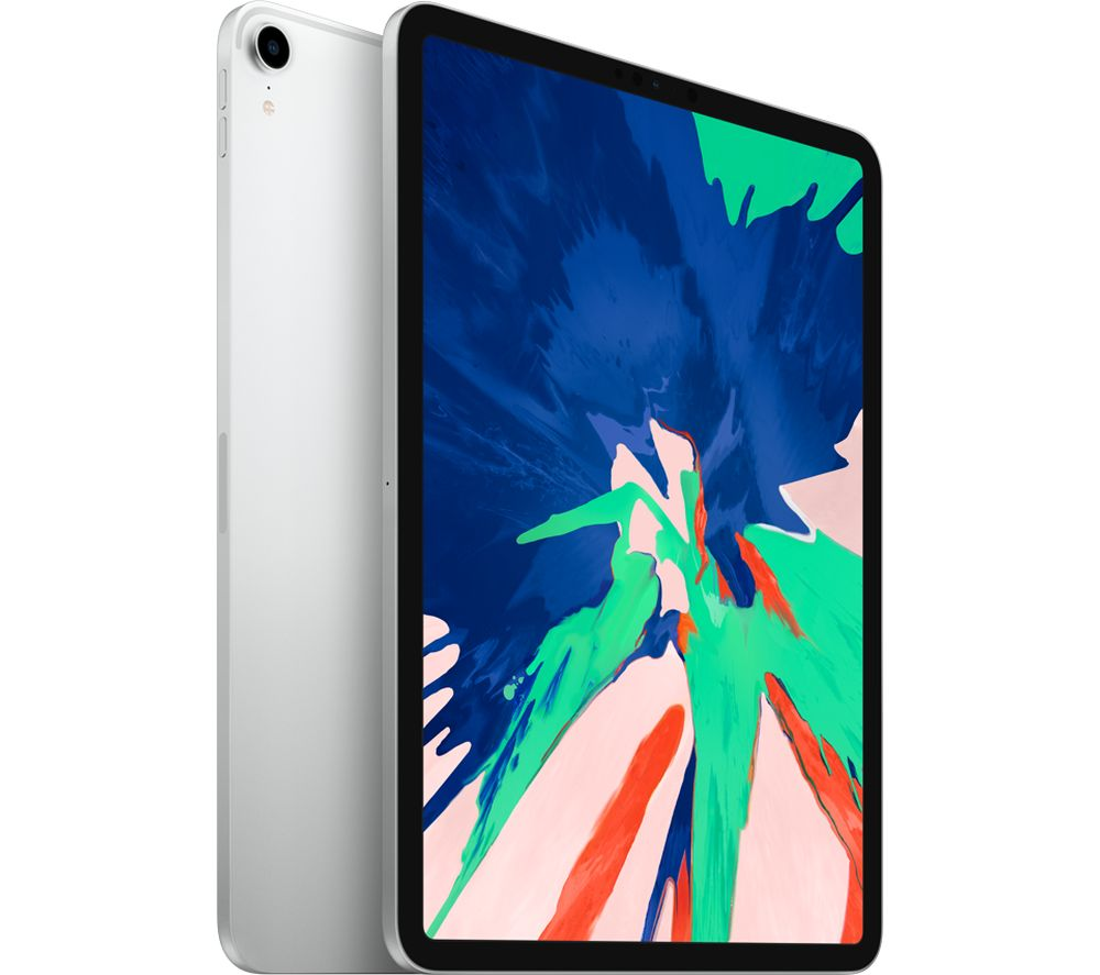 "APPLE 11"" iPad Pro (2018) - 256 GB, Silver"