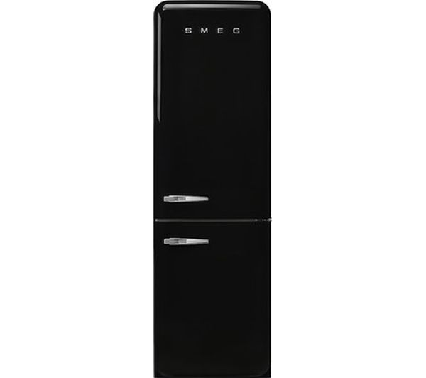 Smeg FAB32R Freestanding 60/40 Fridge-Freezer, A+++ Energy Rating, Right-Hand Hinge, 60cm Wide