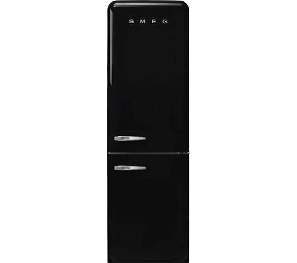 SMEG FAB32RBL3UK 60/40 Fridge Freezer - Black