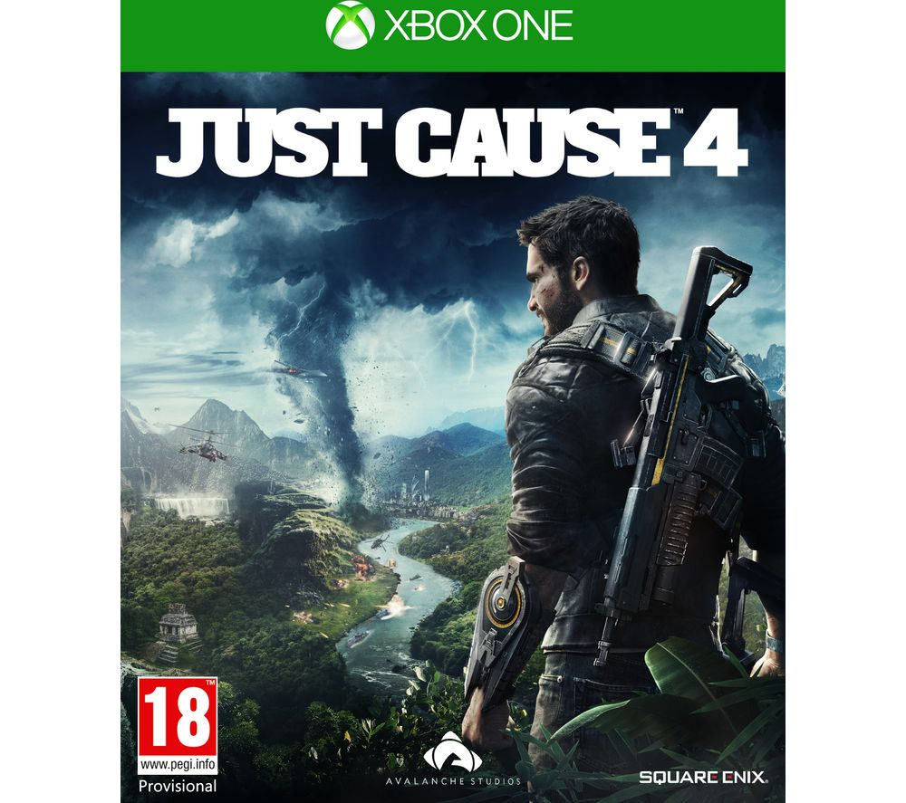 Image of XBOX ONE Just Cause 4