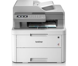 Image of BROTHER DCPL3550CDW All-in-One Wireless Laser Colour Printer