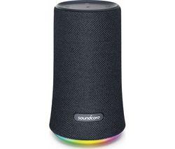 SOUNDCORE Flare Portable Bluetooth Speaker - Black