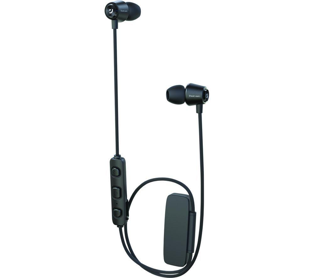 Image of DEAREAR Joyous Wireless Bluetooth Headphones - Black, Black