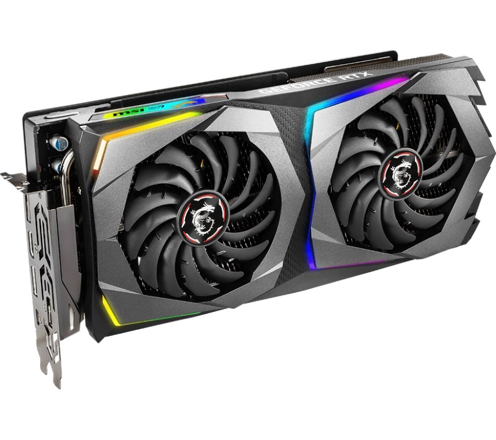 MSI GeForce RTX 2070 8 GB GAMING Z Graphics Card