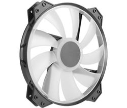 COOLER MASTER MasterFan 200 mm Case Fan - RGB LED