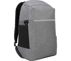 "CityLite Security 15.6"" Backpack – Grey"