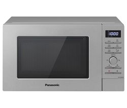 PANASONIC NN-S29KSMBPQ Solo Microwave – Stainless Steel