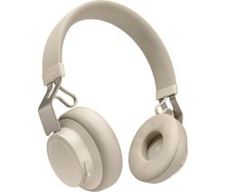 Move Style Wireless Bluetooth Headphones - Gold Beige