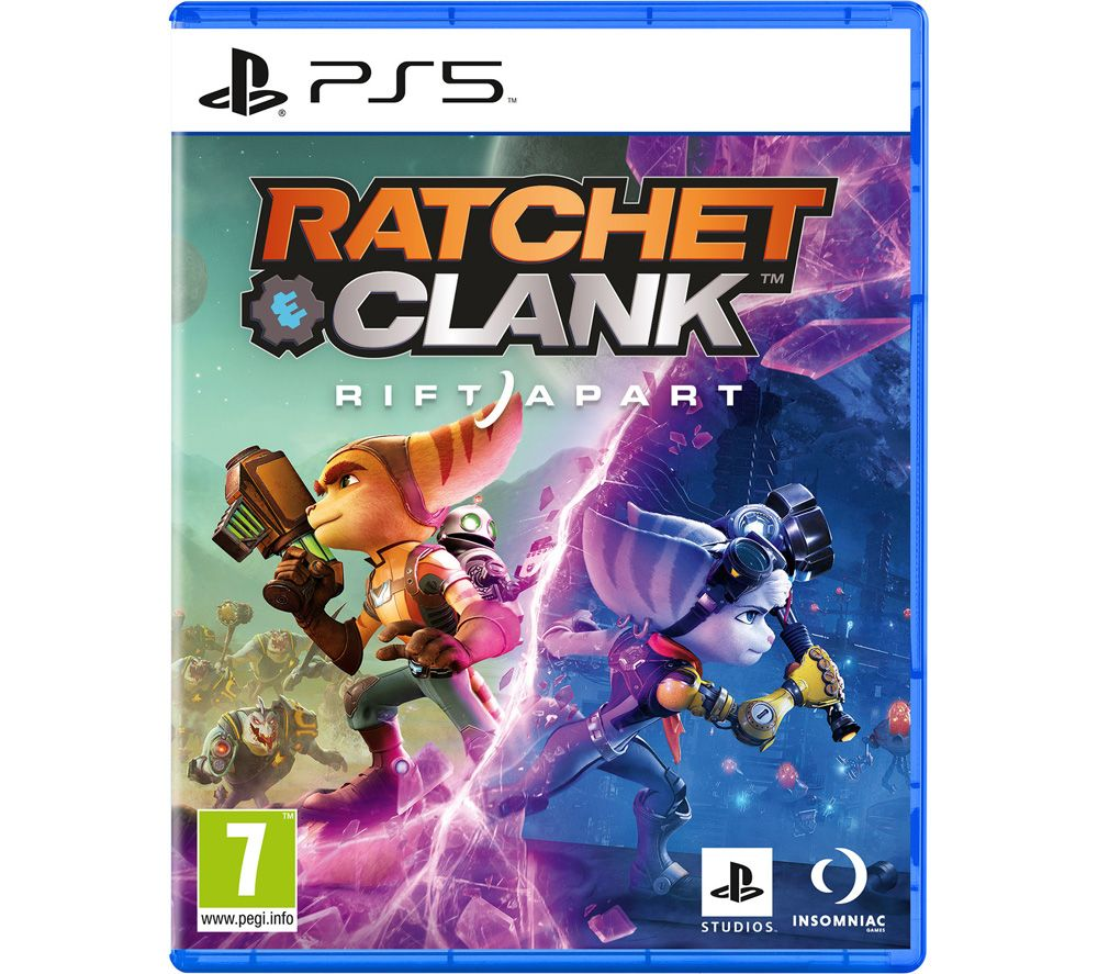 PLAYSTATION Ratchet & Clank: Rift Apart - PS5