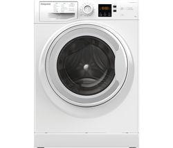 NSWR 843C WK UK 8 kg 1400 Spin Washing Machine - White