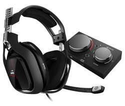 A40TR Gaming Headset & MixAmp Pro - Black, Xbox
