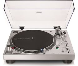 AT-LP120XUSB Direct Drive Turntable - Silver