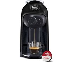 A Modo Mio Idola Coffee Machine - Black