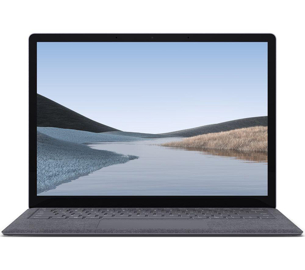 "Image of 13.5"" Surface 3 Laptop - Intelu0026reg Coreu0026trade i7, 512 GB, Platinum"