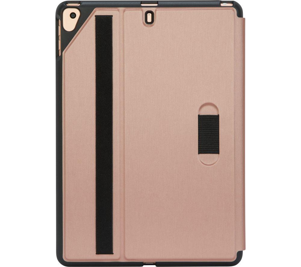 """TARGUS Click-in 10.2"""" & 10.5"""" iPad Case - Rose Gold"""