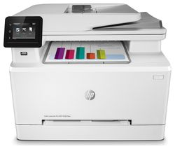 Color LaserJet Pro MFP M283fdw All-in-One Wireless Laser Printer with Fax
