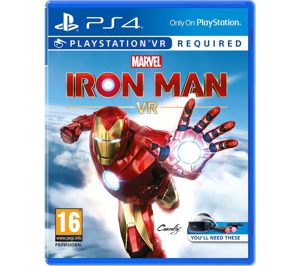 PLAYSTATION Marvel's Iron Man VR
