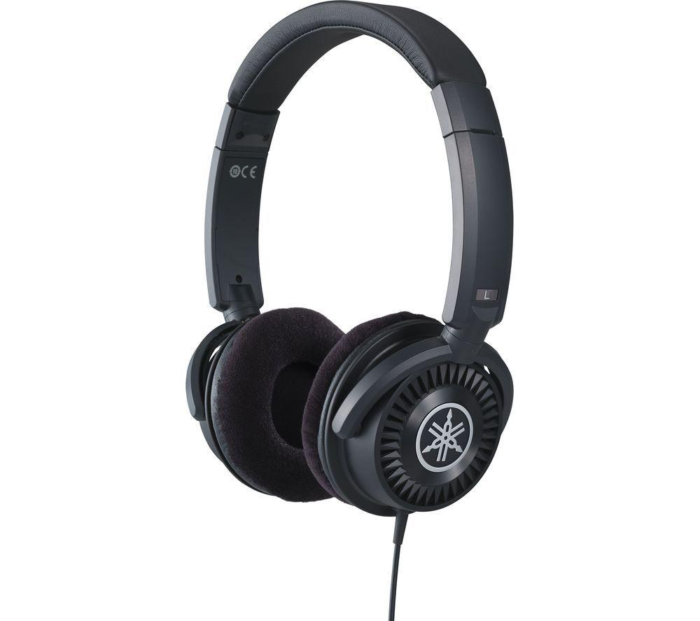 YAMAHA HPH-150B Headphones - Black