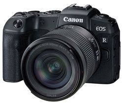 EOS RP Mirrorless Camera with RF 24-105 mm f/4-7.1 IS STM Lens