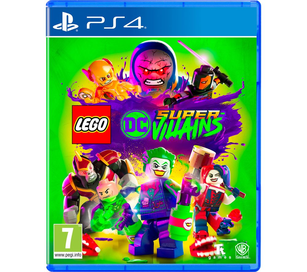 PLAYSTATION Lego DC Super Villains