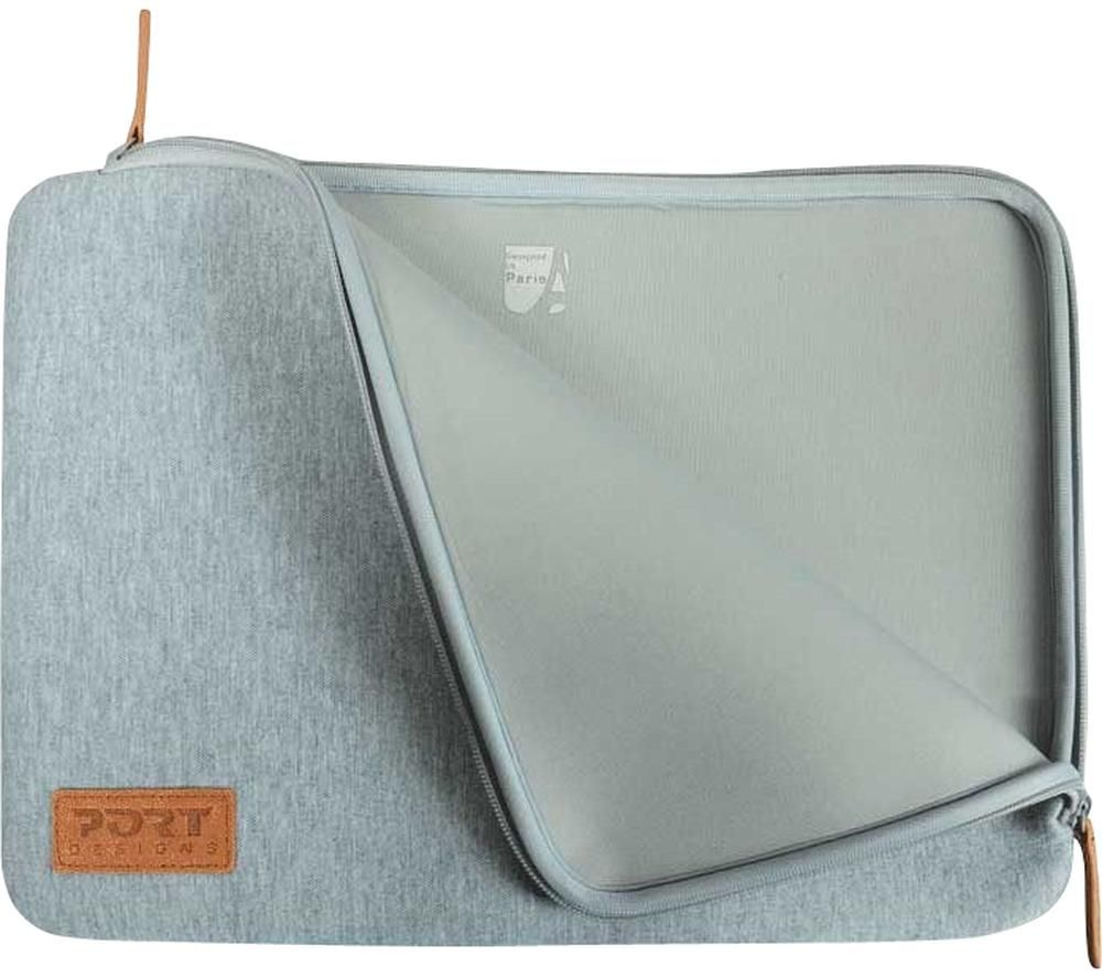 "PORT DESIGNS Torino 13.3"" Laptop Sleeve - Grey"
